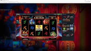 Ultra Mega Big Win Six Acrobats ! 37.500€ in one Spin! Highest Win on YouTube! 9€ Bet