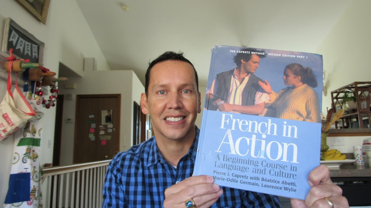French In Action Book