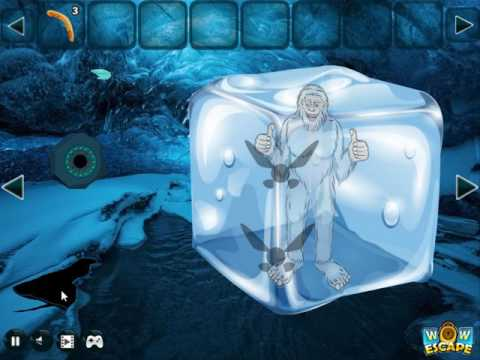 Wow Escape Game Find the Himalayan Yeti Video Walkthrough