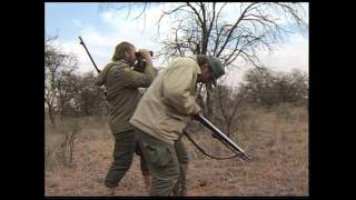 SCI WORLD RECORD WATERBUCK SHOT WITH MUZZLELOADER