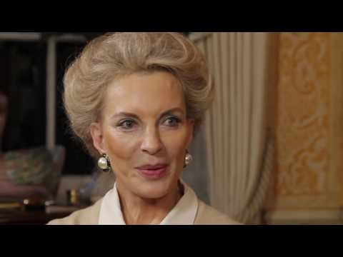 Conversation with Conrad - EXTENDED Princess Michael of Kent