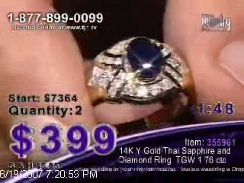 The Jewelry (Liquidation) Channel Blooper