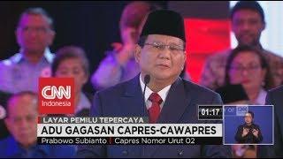 Debat & Saling Bertanya Antar Kandidat Soal Hukum & HAM - Segmen 4/6