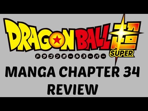 Dragon Ball Super Manga Chapter 34