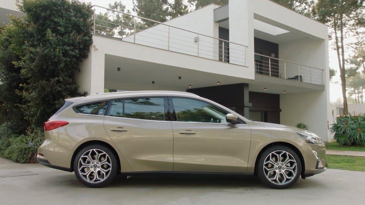 2019 Ford Focus Titanium Encapsulates The Human Centric Design Philosophy