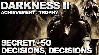 The Darkness II - Decisions, Decisions Achievement
