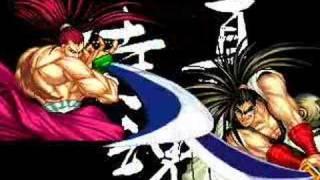 Samurai Shodown 2 Opening Intro