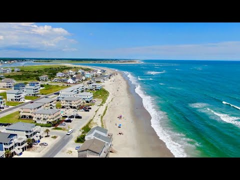 Ocean Isle Beach Drone Flight - Ocean Isle Beach, NC