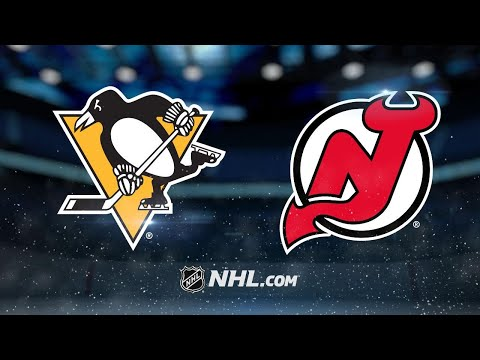 Crosby lifts Penguins past Devils in overtime, 4-3