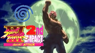 Street Fighter III: 2nd Impact playthrough (Dreamcast)