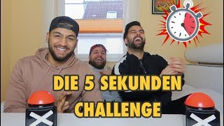 DIE 5 SEKUNDEN CHALLENGE !!  ⏰💥