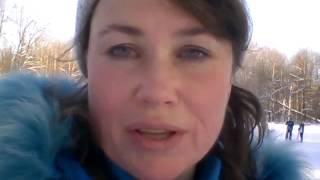 видео Польза беговых лыж для здоровья