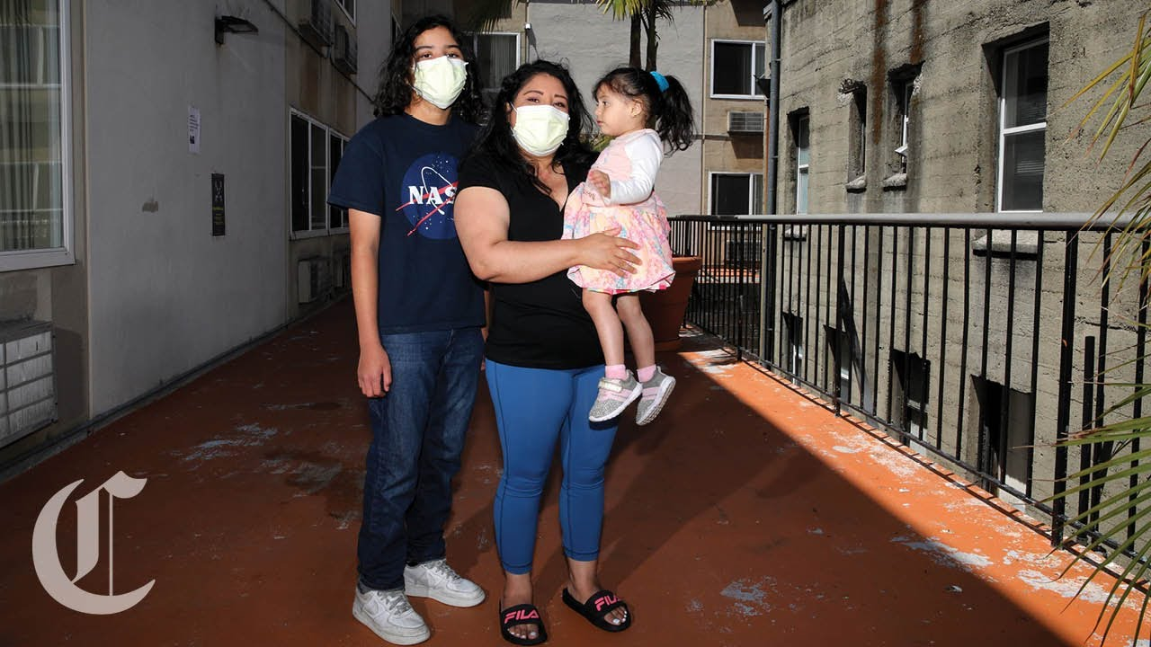 """""""You Have To Be Strong For the Kids"""": Sandra Velasquez Lives in Hotel Room With Kids Amid Pandemic"""