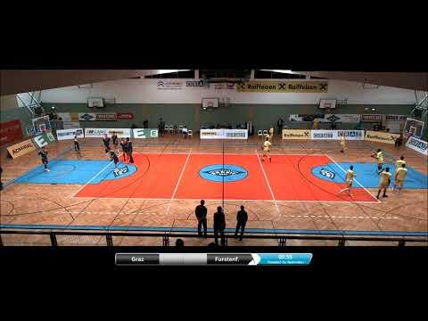 Chris Reyes - Furstenfeld vs. UBSC Graz (2.2.18)