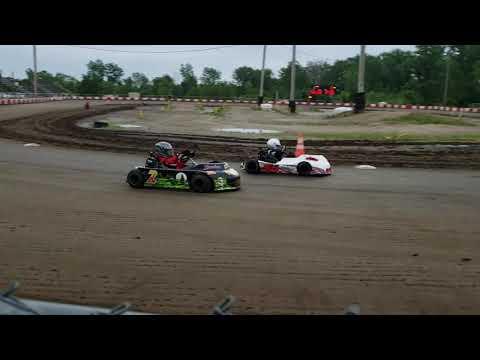 KC Raceway Jr. 1 heat 5-25-19