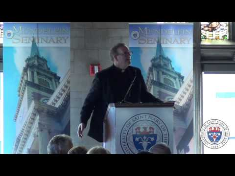 Fr. Robert Barron on the Temple: Mundelein Seminary Lecture