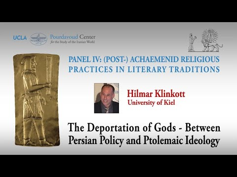 Thumbnail of The Deportation of Gods – Between Persian Policy and Ptolemaic Ideology video