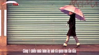 Mưa Kỉ Niệm - Tiay ft.Linh Caster [ Video Lyrics ]