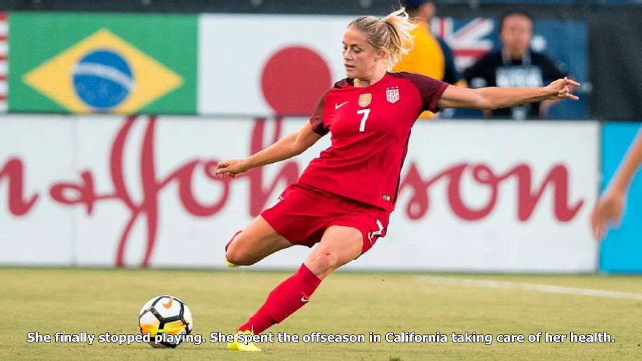 Abby dahlkemper battles back from sepsis to become one of most consistent  defenders on u s  women's