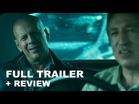 Die Hard 5 Official Trailer 2 + Trailer Review : HD PLUS