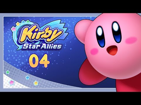 Let's Play Together Kirby Star Allies [Blind] - #04 - Windige Zeiten