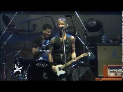 Sick – Duff Mckagan's Loaded Live @ Mandarine Park 2015