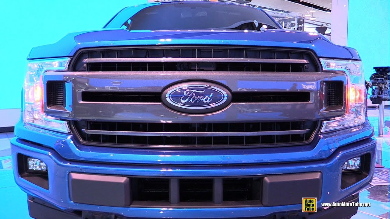 2018 ford xlt. modren xlt 2018 ford f150 xlt  exterior and interior walkaround 2017 detroit auto  show for ford xlt