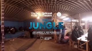 "Exploring the Calais ""Jungle"" 