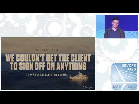 devopsdays Minneapolis 2017 - Eryn O'Neil - Project Triage: What To Do When It All Hits The Fan