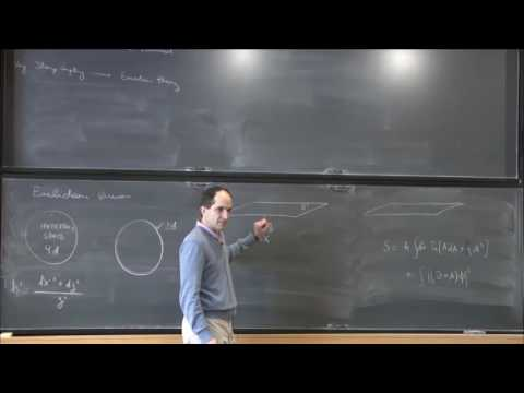 Emergent geometry: The duality between gravity and quantum field theory - Juan Maldacena