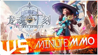 TWILIGHT SPIRIT - La minute MMO #1 [FR]