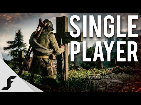 Battlefield 1 Single Player Walkthrough
