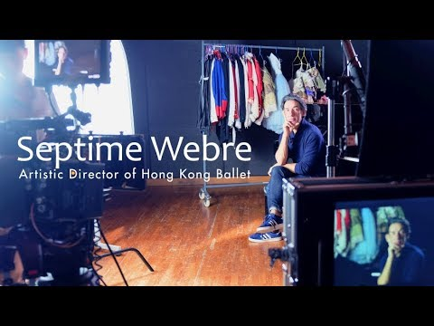 CENTER STAGE INTERVIEWS - Septime Webre, Artistic Director of Hong Kong Ballet