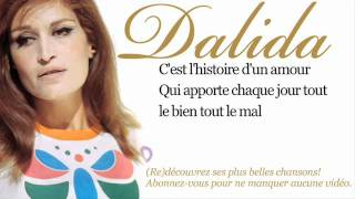 Watch Dalida Histoire Dun Amour video