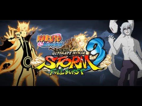 Naruto Shippuden: Ultimate Ninja Storm 3 Full Burst Full Game Movie (HD)(1080p)
