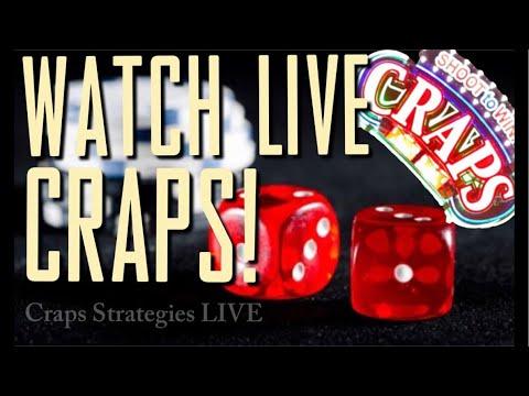 Chumash Casino Craps