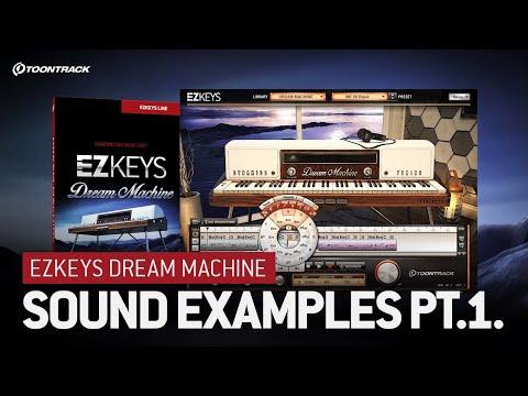 EZkeys Dream Machine: Preset video 1/3