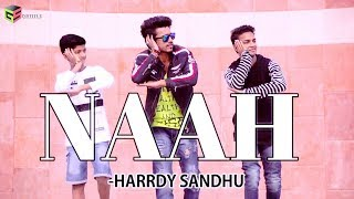 Naah - Harrdy Sandhu Feat. Nora Fatehi | Jaani | B Praak |Official Music Video-Latest Hit Song 2017 thumbnail