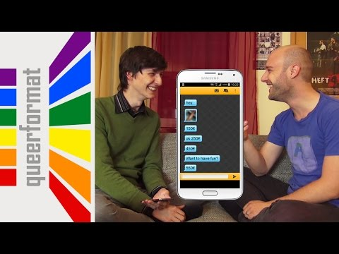 Best of Grindr und Co. - Lustige Chat-Protokolle