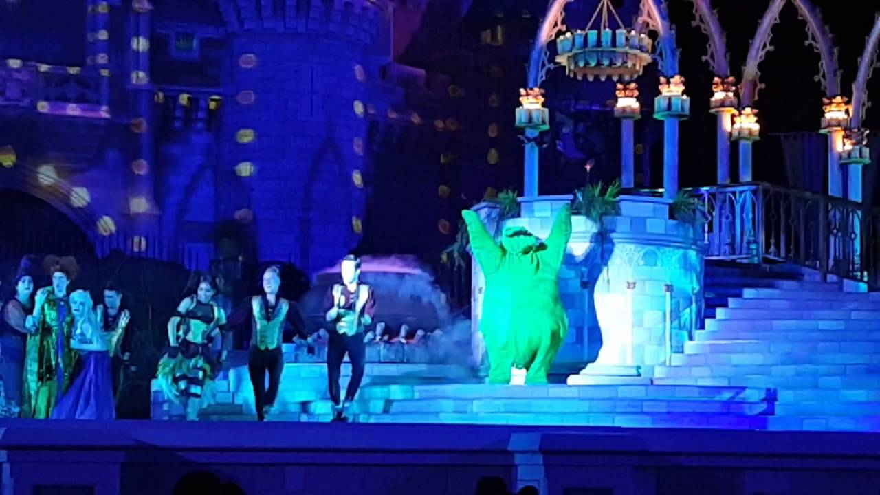 Oogie Boogie Halloween Party.Mickeys Not So Scary Halloween Party Oogie Boogie