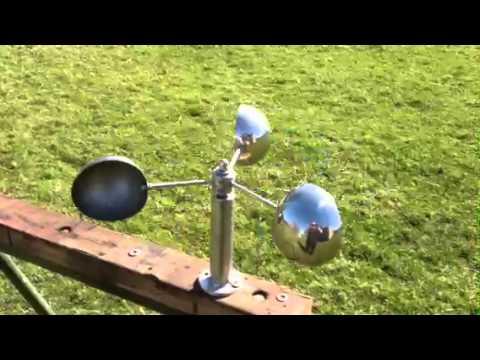 kugelgelagertes l ffel windrad windspiel edelstahl sehr stabil youtube. Black Bedroom Furniture Sets. Home Design Ideas