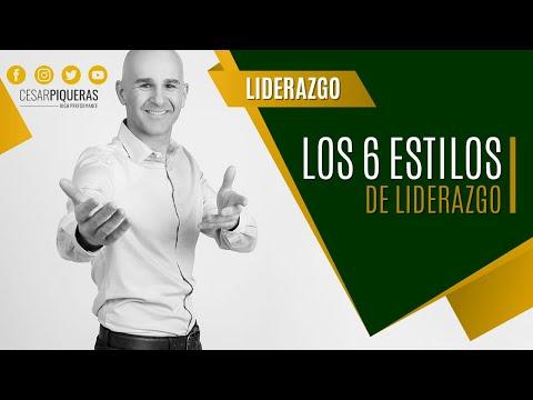 Los 6 Estilos De Liderazgo | Liderazgo | César Piqueras