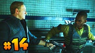 "Call of Duty ADVANCED WARFARE Walkthrough (Part 14) - Campaign Mission 14 ""CAPTURED"" (COD 2014)"