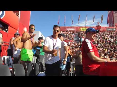 Beach volleyball world championships Vienna 2017 and some more sports... 05 & 06/08/2017