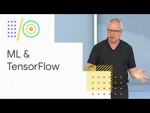 Advances in machine learning and TensorFlow