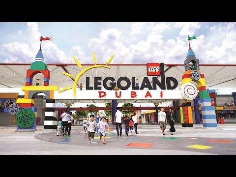 Sneak Peek of LEGOLAND - Dubai Parks & Resorts