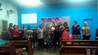 Hino CC 411 - Dia Festivo: Mães da IBNCQ (2019)