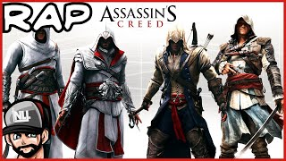 Repeat youtube video EPIC ASSASSIN'S CREED 1-4 DUBSTEP RAP!