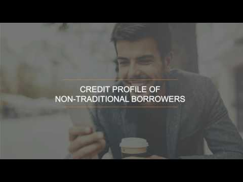 Webinar: Traditional lending to non-traditional customers