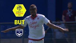 But François KAMANO (49') /Montpellier Hérault SC - Girondins de Bordeaux (1-3)(MHSC-GdB)/ 2017-18